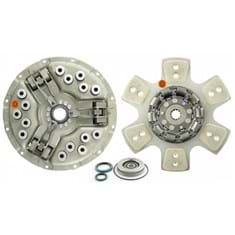 "14"" Single Stage Clutch Kit, w/ Bearings & Seals - New"